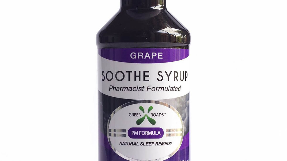 Green Roads - CBD Soothe Syrup - Grape
