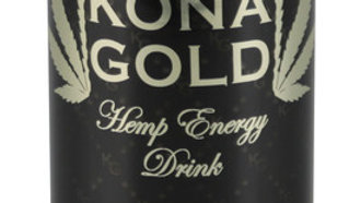 Energy Drink - KONA GOLD 12 OZ