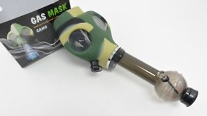 Camouflage Gas Mask