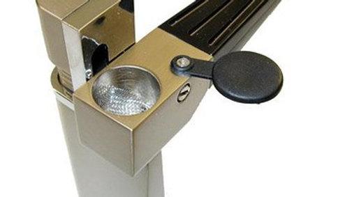 Silver Lighter Pipe
