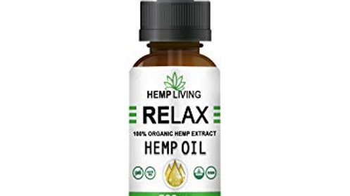 Hemp Living - CBD Oil - 500MG