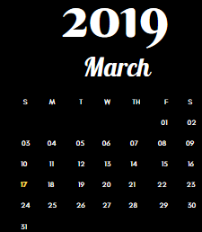 March 17th Calendar.png