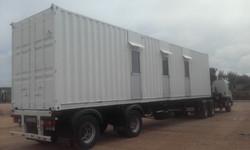 Vestuario Living Containers