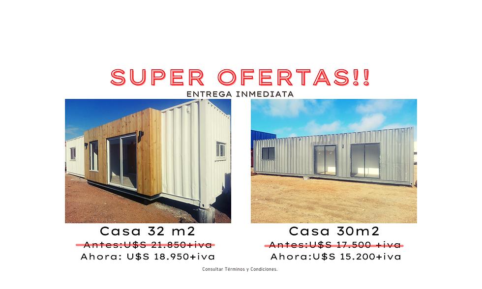 Super ofertas casas 2021container