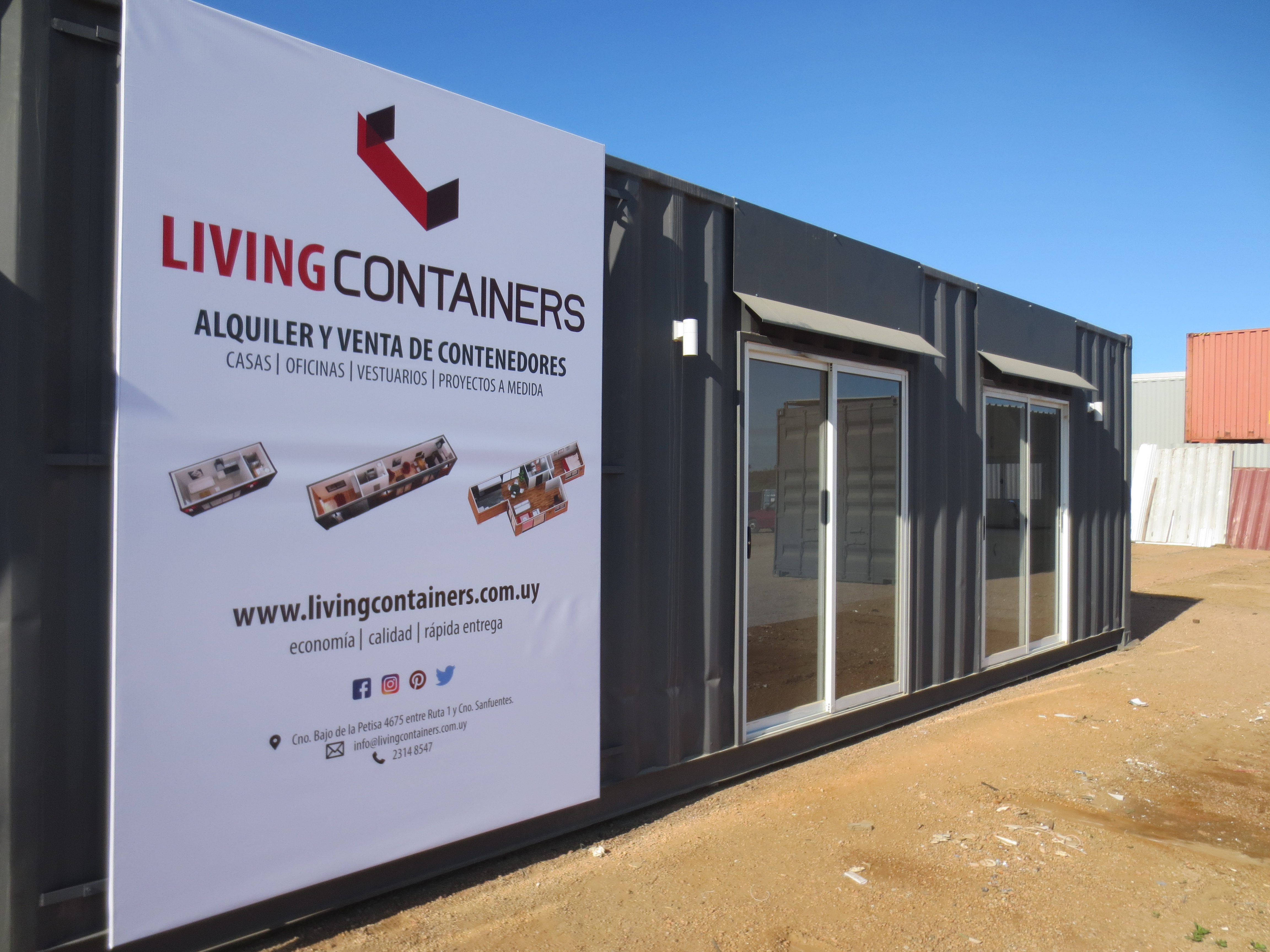 Modulo by Living Containers