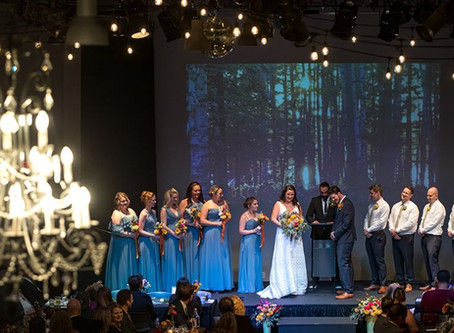 "North Garden Theater (St. Paul, Minnesota) Chosen for the Knot's ""Best of Weddings"""
