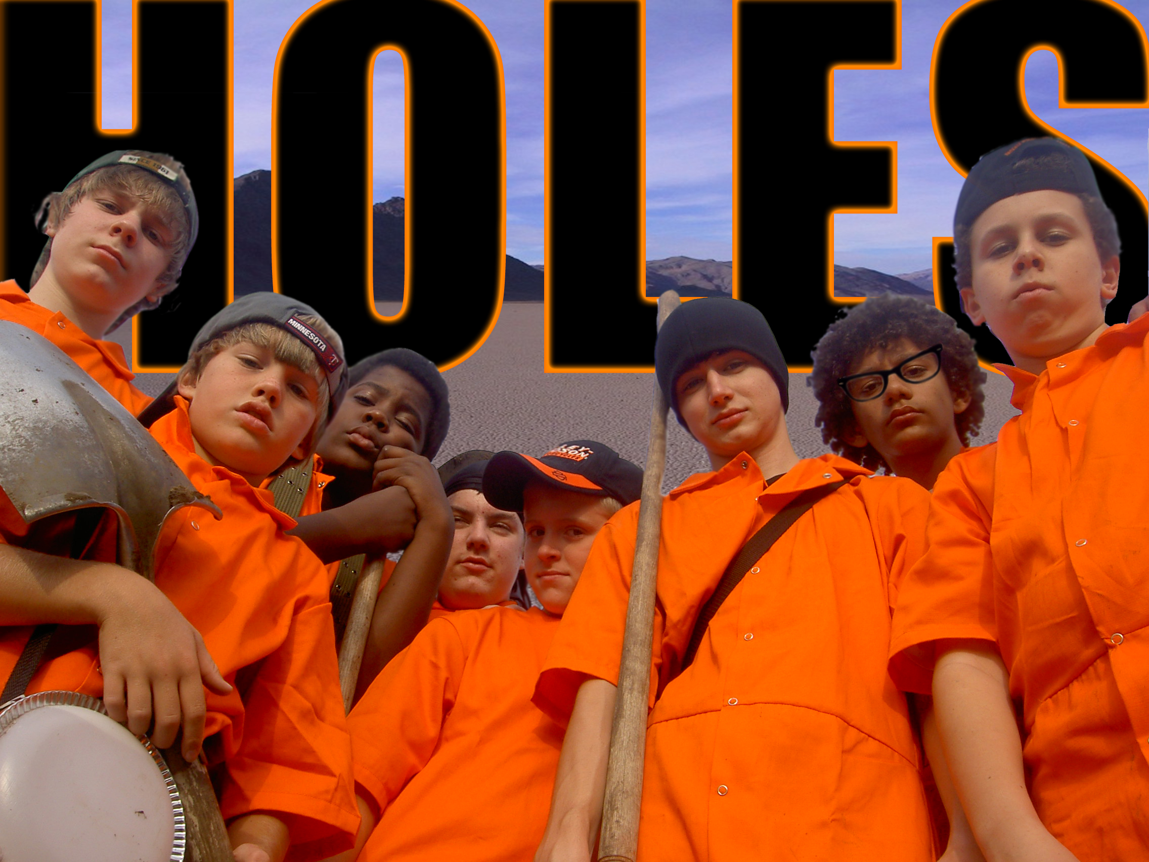 Director: Holes