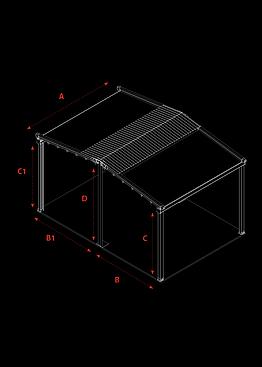 Pergola Retractabila Carpe Detalii Tehnice 1