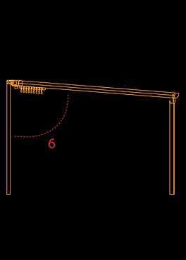 Pergole Retractabila Juniper Detalii Tehnice 1