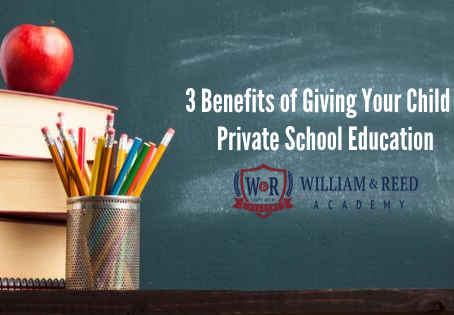 3 Benefits of Giving Your Child a Private School Education