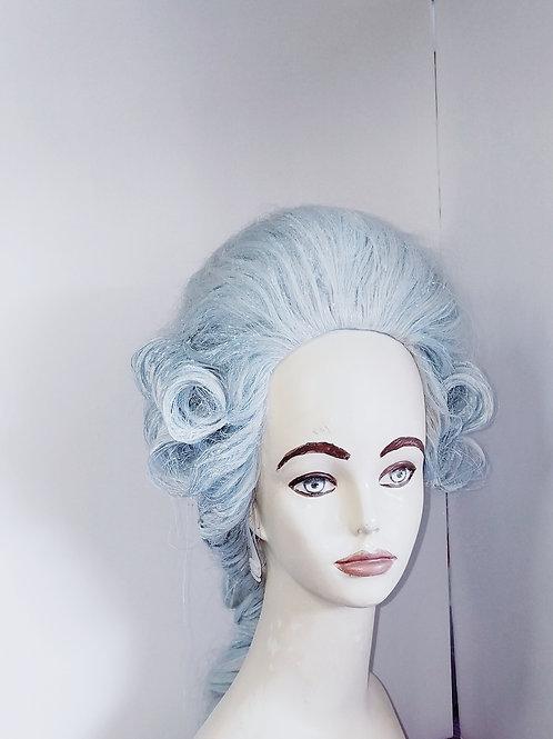 Le Bleu sample wig