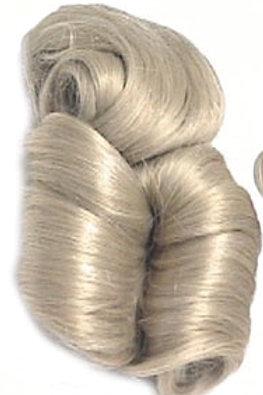 Human hair  curls