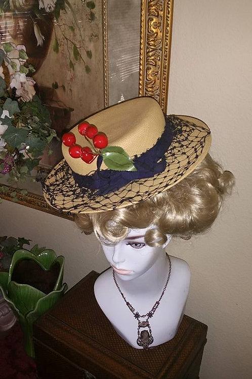 Cherry sweet hat