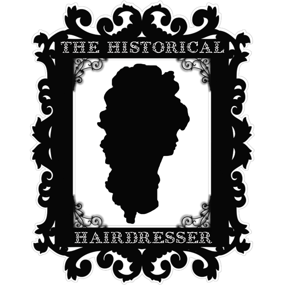 18th Century wig Perruque The Historical hairdresser