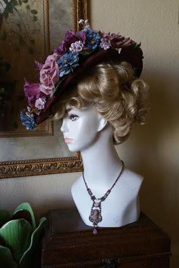 Colorado rose hat