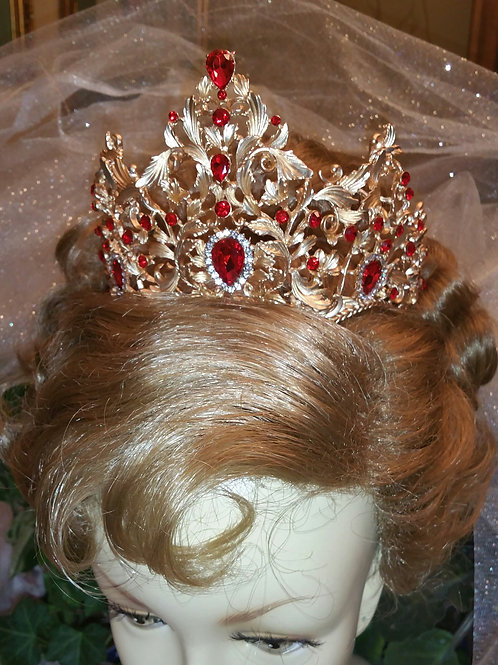 Ruby grand crown