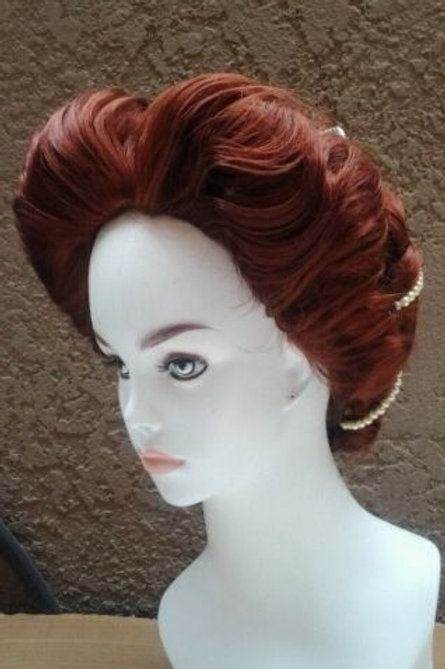 BESS  Elizabethan wig