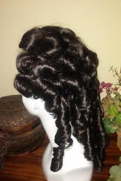 Victoria curls