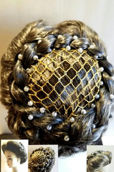 Lucille wig
