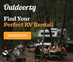 family RV rental