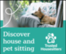 Trusted Housesitters family