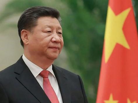 علی افشاری - چین و چالش آغاز انحطاط