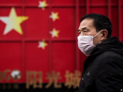 علی افشاری - دیپلماسی ماسک چین و گسترش نفوذ سیاسی