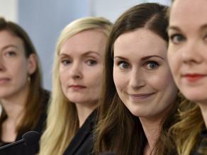 کارنامه یک سال «دولت زنان» در فنلاند