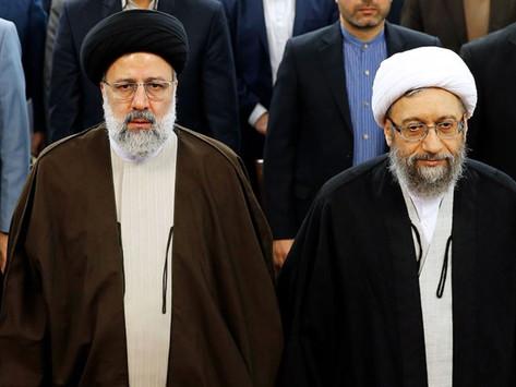 علی افشاری - رئیسی و ناکامی در زمین زدن صادق لاریجانی
