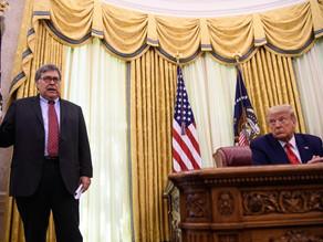 وزیر دادگستری آمریکا اخراج شد