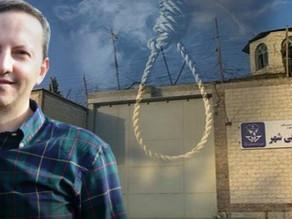 انتقال احمدرضا جلالی به زندان کرج برای اعدام به تعویق افتاد