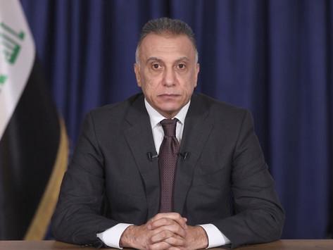 علی افشاری - کاظمی و ماموریت ناممکن در عراق