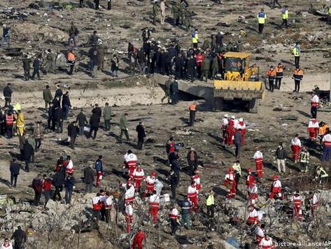 سرنگونی هواپیمای اوکراینی، جعبه سیاسی که هنوز ناگشوده است