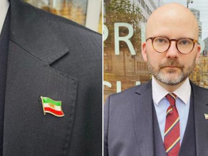 نماینده سوئد در پارلمان اروپا: شمارش معکوس برای جمهوری اسلامی آغاز شده است
