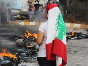 علی افشاری - لبنان و تعلیق سیاست