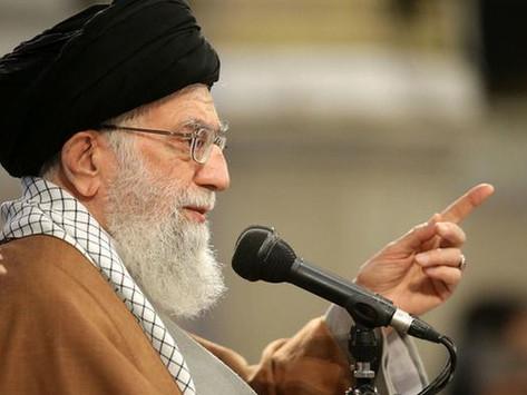 علی افشاری - خامنهای و عقبنشینی از انتقامگیری