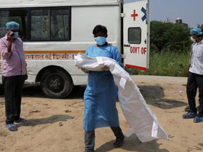 شیوع یک بیماری مرموز در هند بیش از ۳۰۰ نفر را روانه بیمارستان کرد