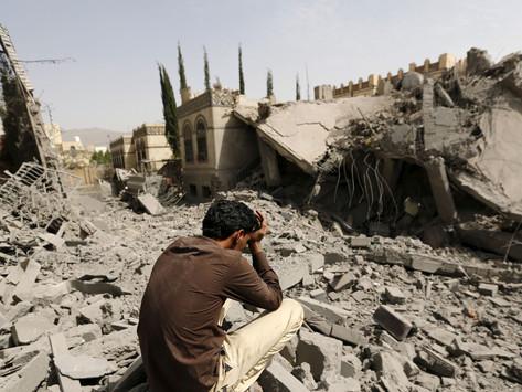 علی افشاری - یمن و ارتکاب جنایت از سوی همه طرفین جنگ داخلی