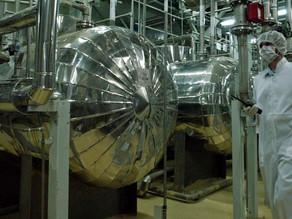 ذخایر اورانیوم ایران بیش از ۱۰ برابر حد تعیین شده برجام
