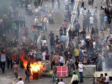 علی افشاری - نیروی سیاسی راهبر، شرط موفقیت اعتراضات خیابانی