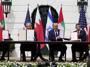 جمهوری اسلامی در تنگنای صلح اعراب و اسرائیل و کارزار فشار حداکثری