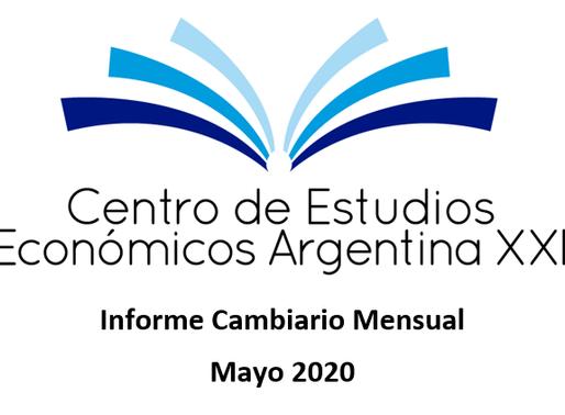 Informe Cambiario Mensual Mayo 2020
