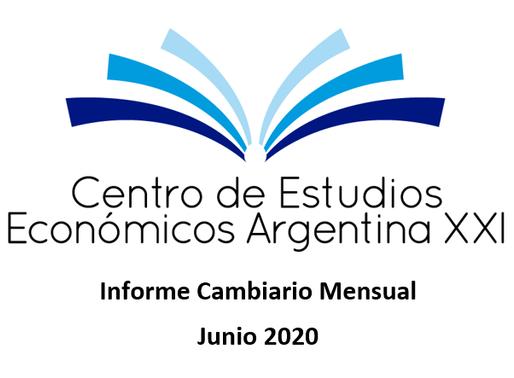Informe Cambiario Mensual Junio 2020