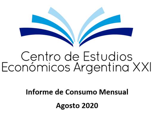 Informe de Consumo Mensual (Agosto 2020)