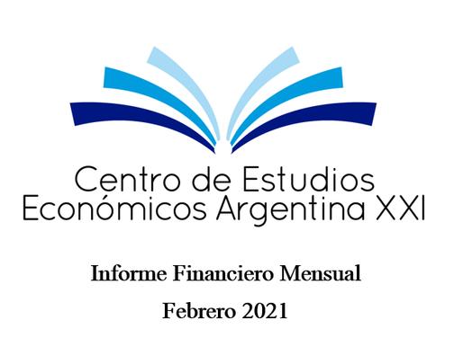 Informe Financiero Mensual (Julio 2021)