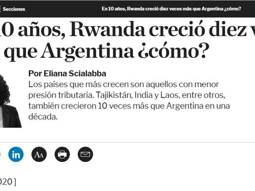 En 10 años, Rwanda creció diez veces más que Argentina ¿cómo?