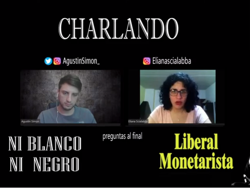 """Participación en vivo en """"Ni blanco, ni negro"""""""
