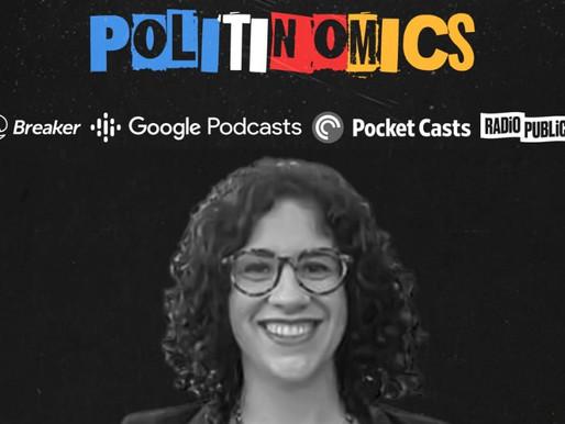 Economía, política, cripto y más en Politinomics