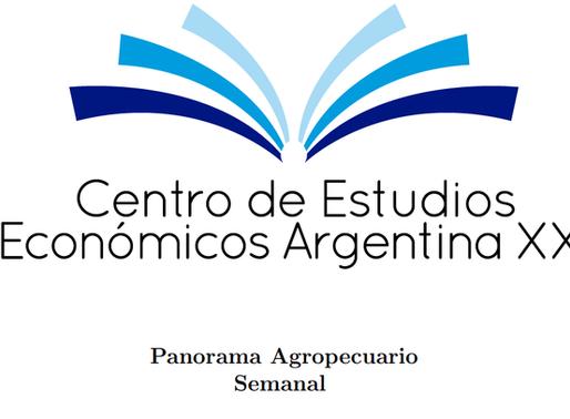 Panorama Agropecuario Semanal (1er semana de Septiembre)