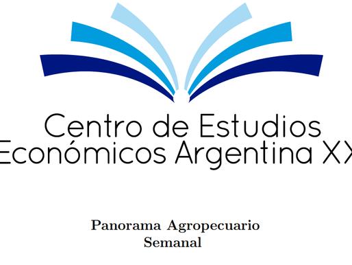 Panorama Agropecuario Semanal (Cierre Junio 2021)